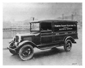 Details About 1928 Gmc T 19 Truck Press Photo 0158 North Coast Electric Company
