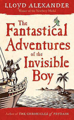 1 of 1 - The Fantastical Adventures of the Invisible Boy