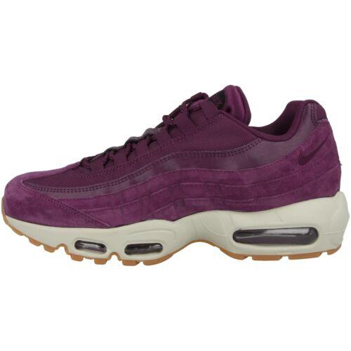 Nike Air Max 95 SE Chaussures Hommes Men Loisirs Sport Sneaker Bordeaux aj2018-600