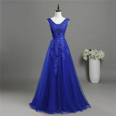 Abiti Da Cerimonia Taglia 54.Abito Vestito Donna Da Cerimonia Elegante Taglie Comode Blu Royal