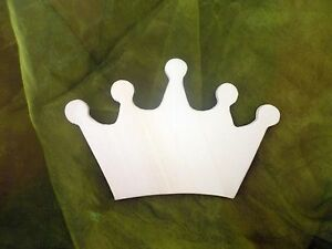 Sehr Krone Basteln Sperrholz Dekoration Kindergeburtstag | eBay CD51