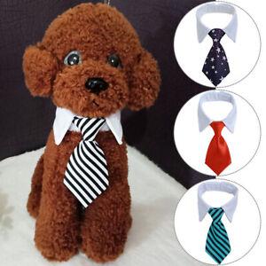 Pets Dogs Puppy Cats Cute Bow Tie Adjustable Collar Necktie Neck Tie for Party