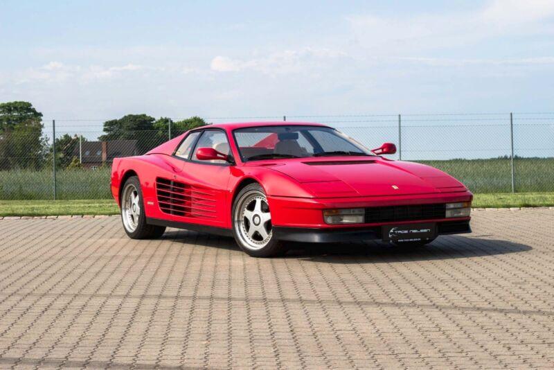 Ferrari Testarossa - 1