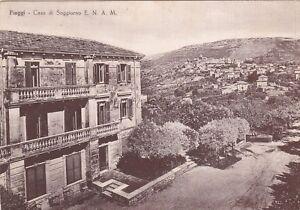 FIUGGI - Casa di Soggiorno E.N.A.M. 1956   eBay