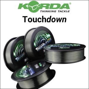Fil de pêche (fishing lines) KORDA Touchdown 12lb et 15lb  pêche à la carpe