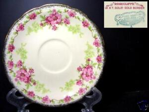 BEAUTIFUL-ALFRED-MEAKIN-ROSECLIFFE-SAUCER-ONLY-6