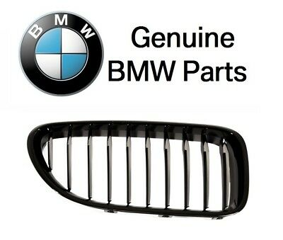 BMW Genuine M Performance Front Right Grille Trim Gloss Black 51712336814