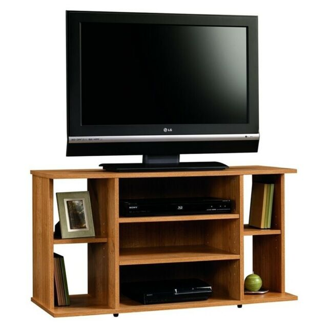 Small TV Stand Entertainment Center For Bedroom Living Room Kids Teen Wood  NEW