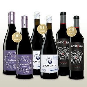 Robert-Parker-90-Punkte-Probierpaket-6-Fl-Rotwein-trocken-aus-der-Rioja-Wein