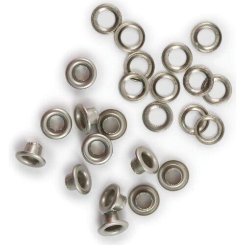 Memory Keepers Standardnickel We R Eyelets /& Washers Standard-nickel 60//pkg