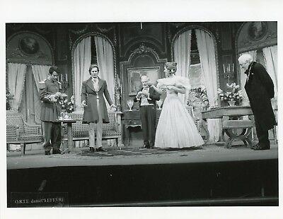 photo 10*15cm 4x6 INCH LES TONTONS FLINGUEURS blier Blanche Lefebvre ventura