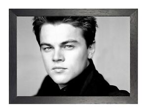 Leonardo Dicaprio 1 American Actor Poster Film Star Sexy Handsome