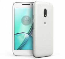 Moto G4 Play 4th Gen (White, VoLTE) 16 GB |2GB |8/5MP| One Year Moto Warranty