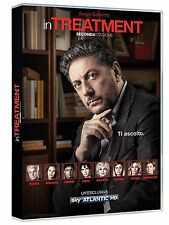 IN TREATMENT STAGIONE 2 BOX 7 DVD SIGILLATO ORIGINALE ITALIA - SERGIO CASTELLITO