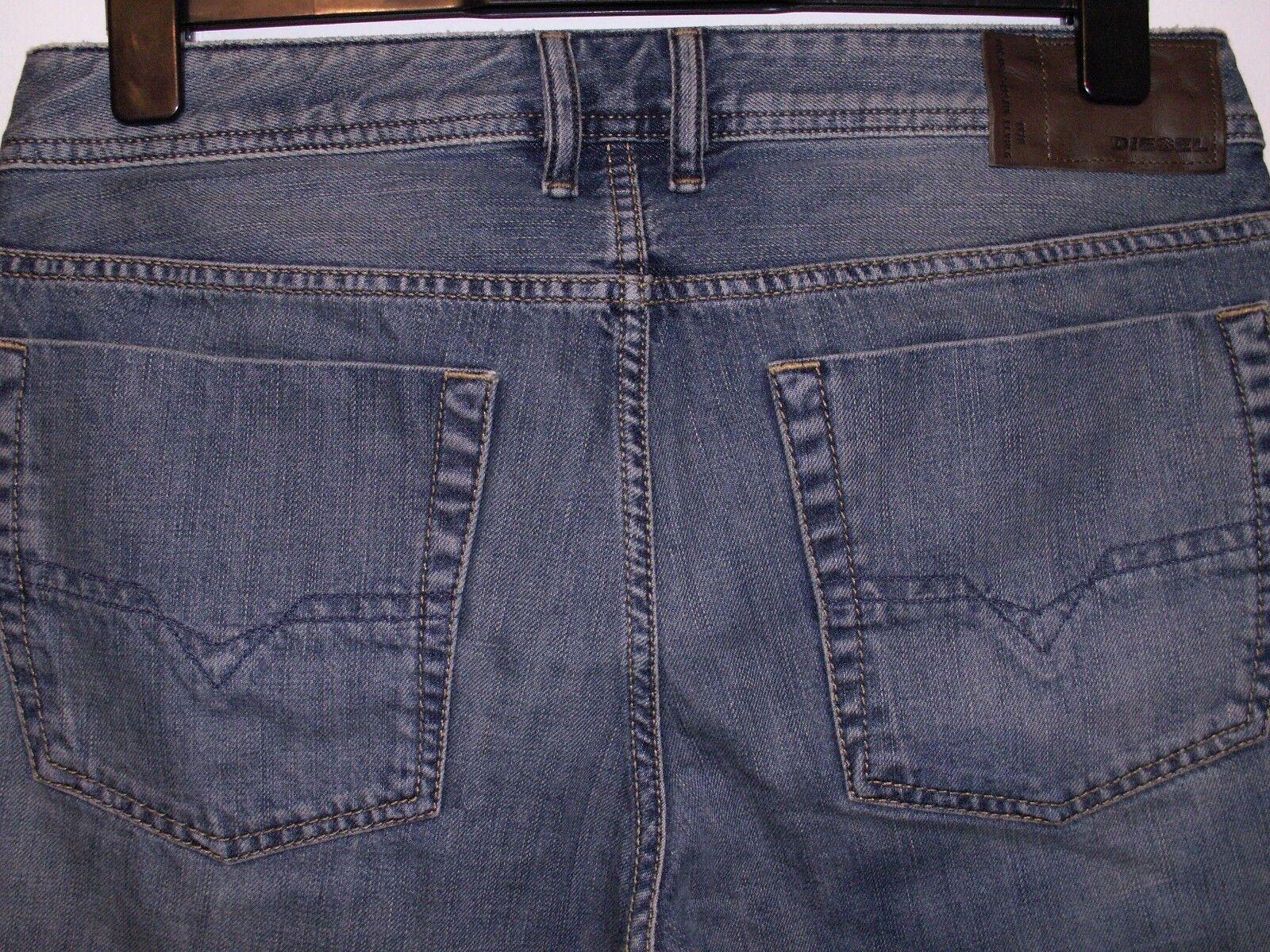DIESEL ZATINY StiefelCUT JEANS 0R86S W32 L30 (3295)  sale
