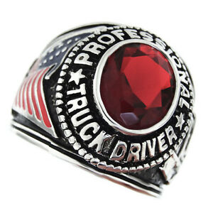 Professional Truck Driver Ring