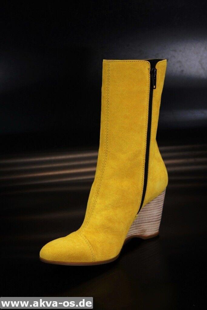 HOGAN Schuhes Schuhe Schuhe Schuhe Stiefeletten Stiefel Gr. 36 Heels Damen Wedges AUSVERKAUF NEU d26a34