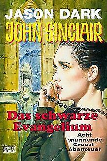 Das schwarze Evangelium. Acht spannende Grusel-Abenteuer...   Buch   Zustand gut