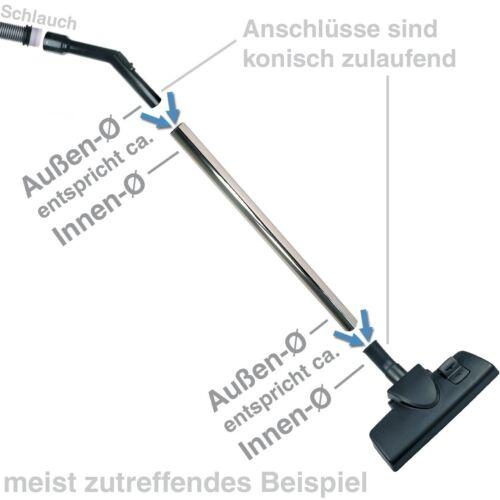 Universal Polsterdüse für Rohr-Ø 32mm für Staubsauger