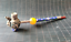 thumbnail 2 - Chinese Collection Handmade tibet-silver Cloisonne inlay monkey lion dragon Pipe