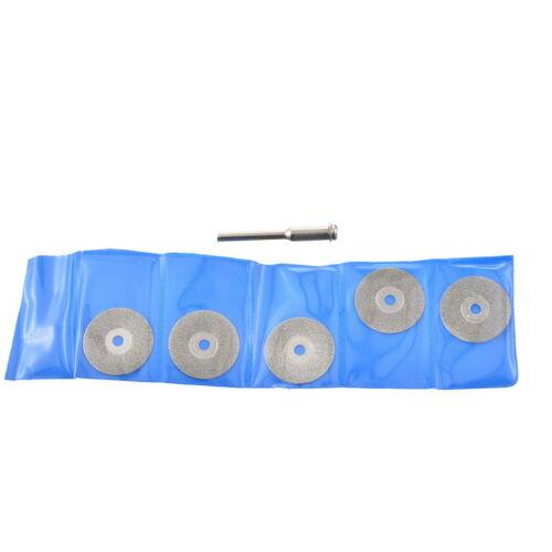 5pcs Diamond Cutting Wheel Cut Disc Tools Blade Off