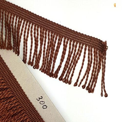 Flecos de lingotes Fino 60 mm De Ancho-Por Metro O Carrete-Danza /& Furnishings