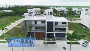 Casa en venta de lujo Puerto Cancún Laguna 1 precio de oportunidad
