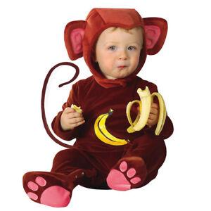 Bébé Ape Costume De Singe äffchenkostüm Danimal Déguisement Pour