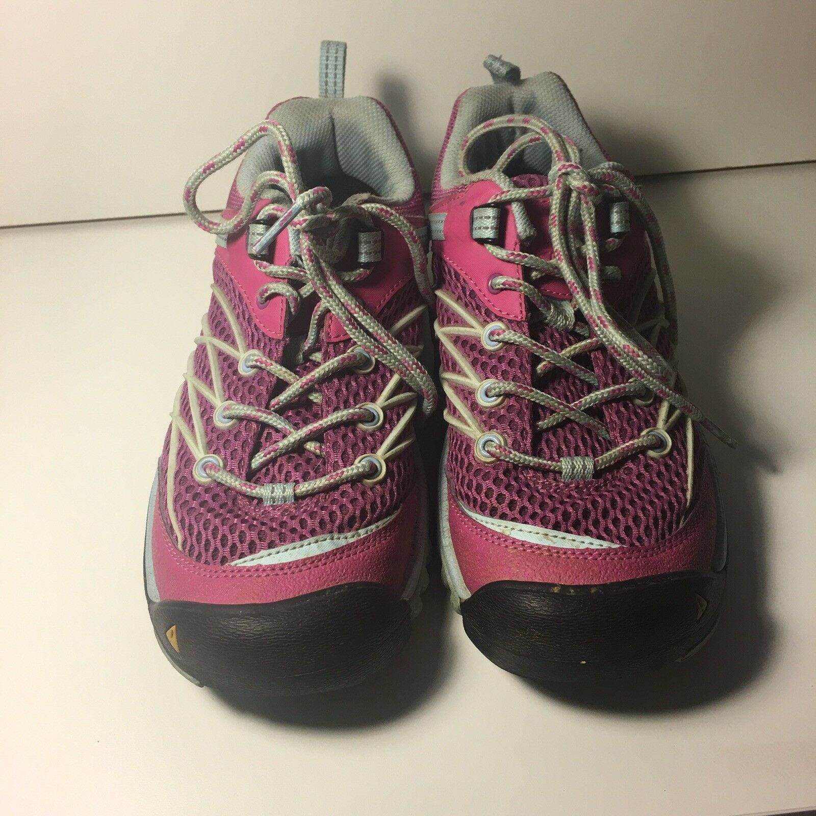 KEEN Women's Hiking Multicolord shoes SZ 7