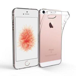 2-x-Custodia-Cover-Case-Ultra-Slim-per-Apple-Iphone-5-5S-SE-Silicone-Trasparente