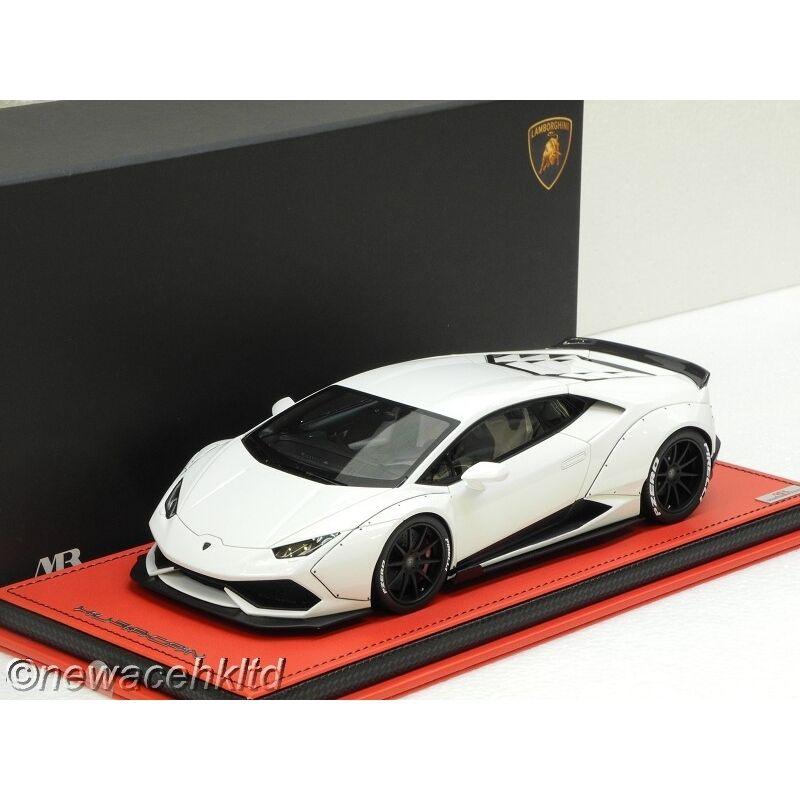 Ahorre 35% - 70% de descuento Lamborghini Huracan aftermarket aftermarket aftermarket Bianco Monocerus mr Models  LAMBO 024B  el más barato