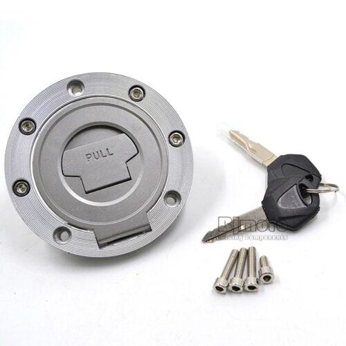 Fuel Gas Tank Cap Cover Key Lock For YAMAHA YZF R1//R6//R6S FJR1300 XJR1300 FZ1S
