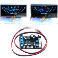 2pc P 97 Audio Volume Unit Indicator Peak Amp Db Level Meter With1pc Driver Board