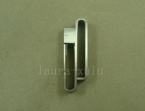 Hand made Steel Detachable Quick Release Key chain Belt Clip Key Ring Holder