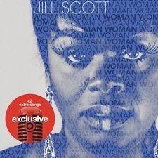 Jill Scott - Woman with 2 BONUS TRACKS (Ur Gonna Know / Fool's Gold)