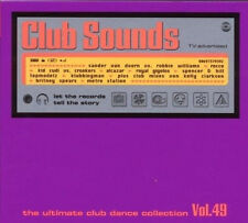 CLUB SOUNDS 49 = Rocco/Doorn/Ortega/Carey/Novaspace/Cudi...=3CDs= grooveDELUXE !