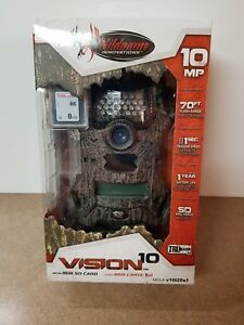NEW-WILDGAME-INNOVATIONS-VISION-10-WGI-V10I20A1-LOW-GLOW-GAME-CAMERA-amp-8GB-SD