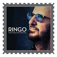 RINGO STARR - POSTCARDS FROM PARADISE  CD NEU