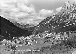 Cartolina-Postcard-S-Vito-di-Cadore-Panorama-verso-Ampezzano-anni-039-60