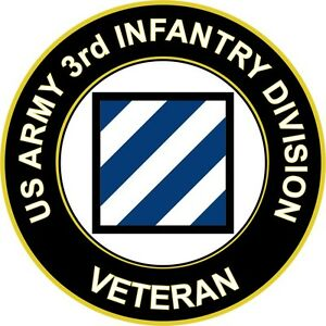 Army-3rd-Infantry-Division-Veteran-3-8-034-Sticker-039-Officially-Licensed-039