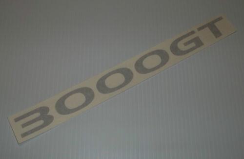 New Mitsubishi 3000GT Rear Center Badge Logo Decal 3KGT AWD TT VR-4