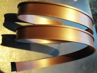 1000x20mm Rolle Magnetschild / Beschilderung / Magnetband C - Profil Reinweiß Und LichtdurchläSsig