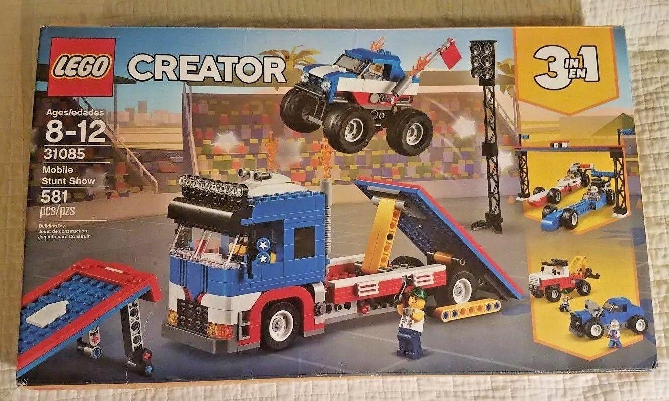 LEGO Creator Mobile Stunt Show [31085] NEW