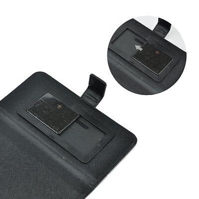 Handy Tasche für Ulefone U007 Flip Book Case Klapp Cover Schutz Hülle Etui