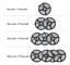 Bluetooth LED Strip Lights 20M RGB 5050 SMD Flexible Ribbon Waterproof RGB Strip