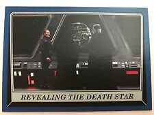 Star Wars Rogue One Mission Briefing #16 Revealing the Death Star BLUE