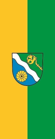 Fahne Flagge Flagge Flagge Landkreis Waldshut im Hochformat verschiedene Größen 6833a0