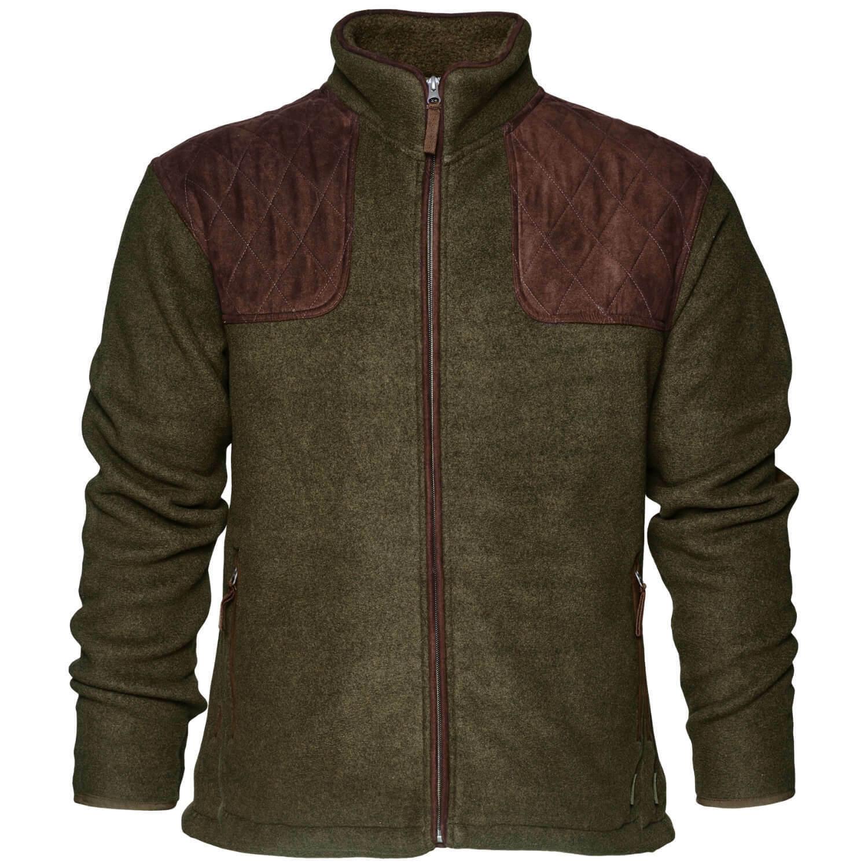 Seeland William II Pinewood señores  caza chaqueta caza pesCoche Al aire libre Fleece  grandes precios de descuento