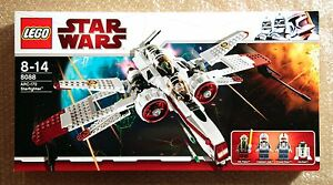 Collector LEGO STAR WARS - ARC 170 Fighter - ref 8088 - Boite neuve scellee MISB
