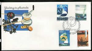 Australia-1981-FDC-3-034-Yachting-in-Australia-034